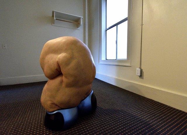 """Patricia Piccinini, """"Atlas,"""" 2012"""