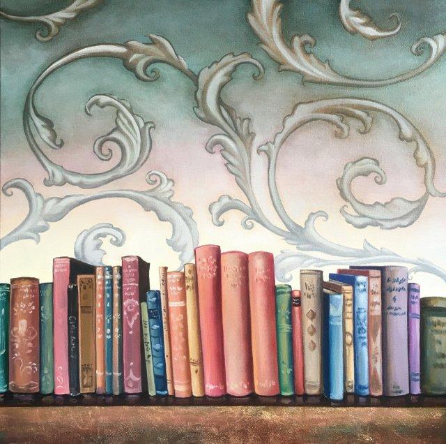 "Jolene Mackie, ""Stories,"" 2018"
