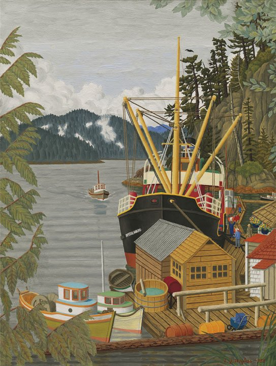 From the collection of the Vancouver Art Gallery (VAG).