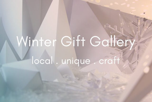 "Seymour Art Gallery, ""Winter Gift Gallery,"" 2018"