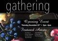 """Kirsten Robertson, """"gathering,"""" 2018"""