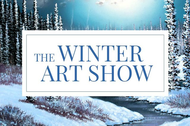 """Picture This Gallery, """"The Winter Art Show,"""" 2018"""