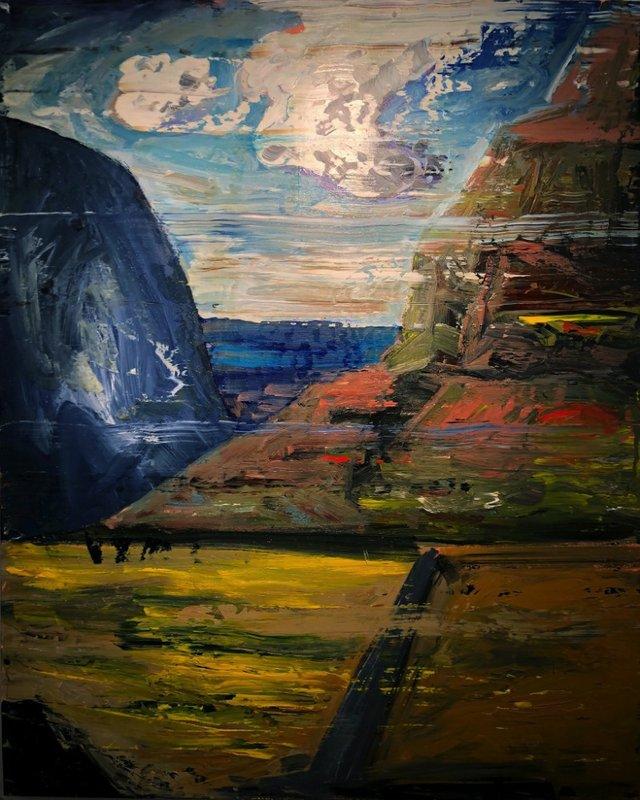 "Matt Petley-Jones, ""MountainScapes,"" 2018"
