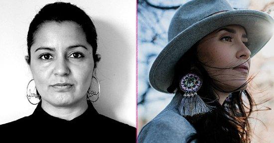 Meera Sethi (left) and Catherine Blackburn (right)