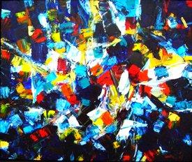 """Homage to Mondrian"""