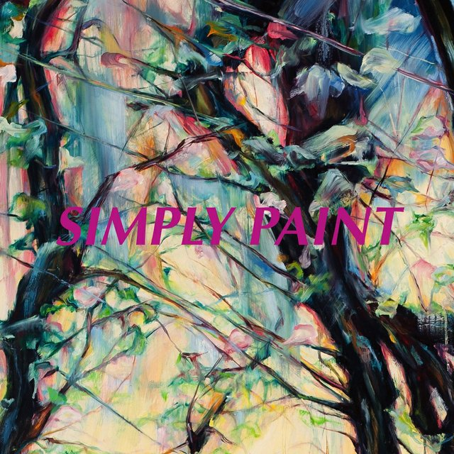 """dc3 art projects, """"Simply Paint,"""" 2018"""