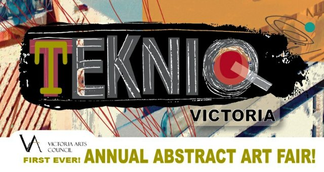 "Victoria Arts Council Gallery, ""TEKNIQ,"" 2018"