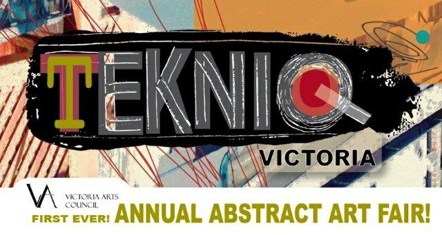 """Victoria Arts Council Gallery, """"TEKNIQ,"""" 2018"""