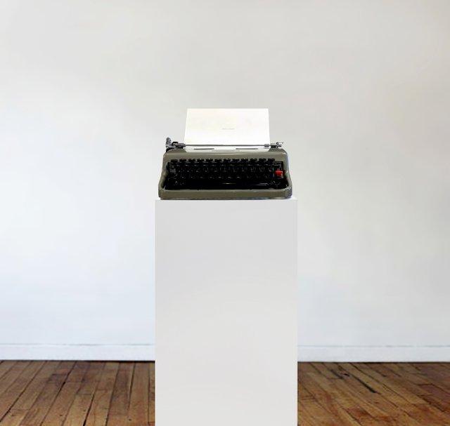 "JG Mair, ""Keyboard 2.0,"" 2018"