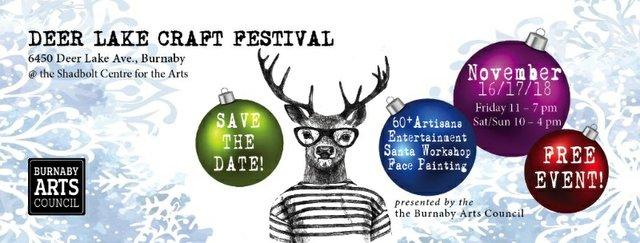 Deer Lake Craft Festival, 2018