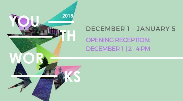 """Leighton Art Centre, """"Youth Works 2018,"""""""