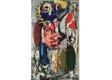 """Karel Appel, """"Untitled,"""" 1956"""