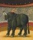 """Fernando Botero, """"Toro,"""" 2002"""