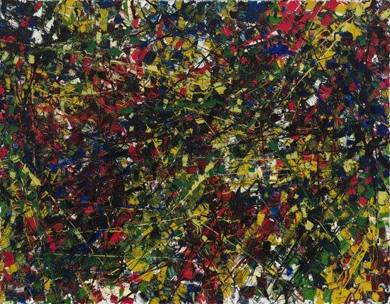 """Jean Paul Riopelle, """"Jouet,"""" 1953"""