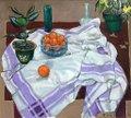 "Joseph Plaskett, ""The White & Purple Cloth, 2,"" 2007"
