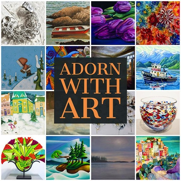 Adorn with Art, 2018