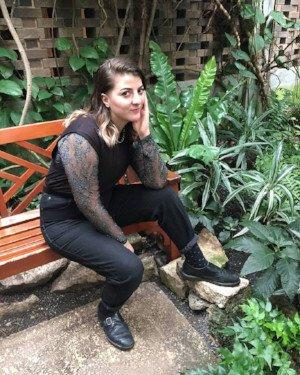 Christina Hajjar (photo by Kelly Campbell)