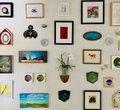 "Slate Fine Art Gallery, ""Saturnalia VI,"" 2018"