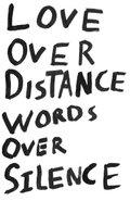 "Ryan Danny Owen, ""Long Over Distance Words Over Silence,"" 2018"
