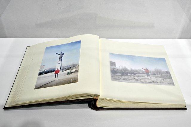 "Erbossyn Meldibekov, ""Family Album,"" 2007"