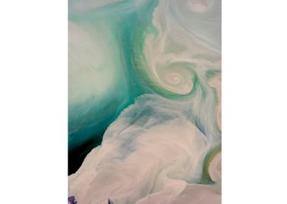 "Kevin Boyle, ""Glacial Flour, Galactic Birth,"" 2018"