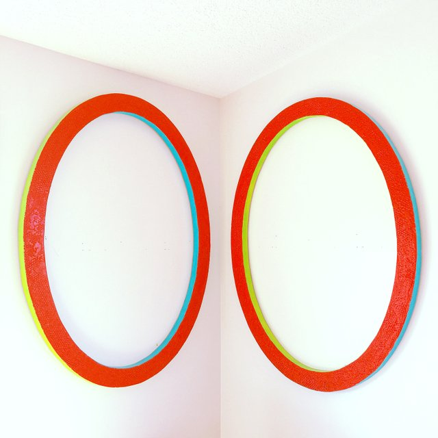 "Errol Lee Fullen MFA ASA, ""Hoop Dancer,"" 2018"