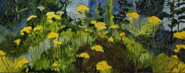 """Tom Gale, """"Malcolm's Meadow,"""" no date"""