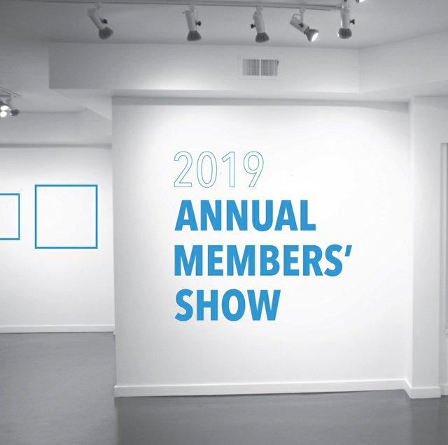 """Campbell River Art Gallery, """"37th Annual Members' Exhibition,"""" 2019"""