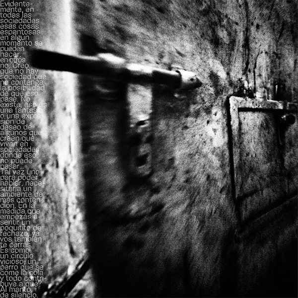 """Paula Luttringer, """"From the series El Lamento de los Muros N° …,"""" 2000-2015"""