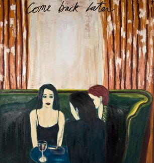 "Gary Pearson, ""Come Back Later,"" 2007"
