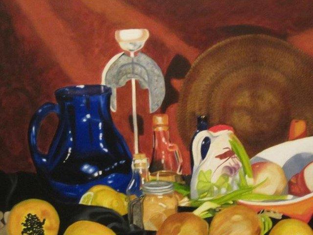 "Michele Telford, ""Thankful,"" 2005"