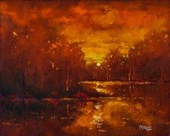 "Neil Patterson, ""Light on the Lake,"" nd"