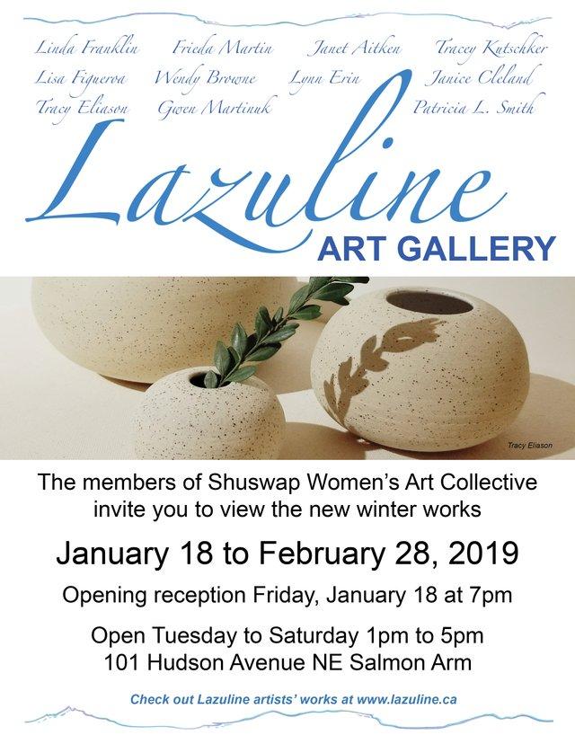 Lazuline Art Gallery