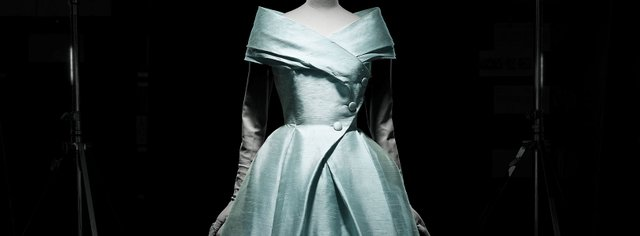 """Christian Dior, """"Caracas Late Afternoon Dress,"""" Spring-Summer 1957"""