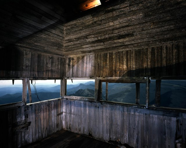 "Colin Smith, ""Cameron Lookout S.E. (Abandoned Series),"" 2010"