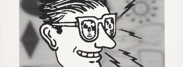 "Chris Cran, ""Excited (Detail),"" 2018"