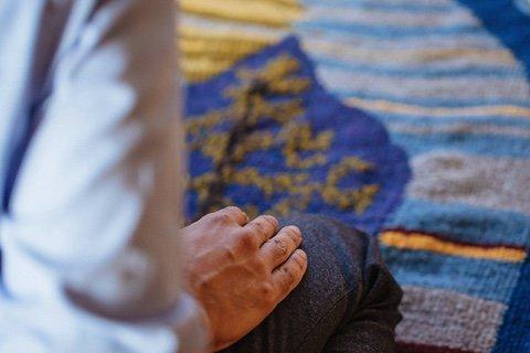 The Canadian Prayer Rug