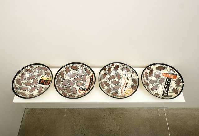 """Judy Chartrand, """"If this is what you called being 'Civilized', I'd rather go back to being a 'SAVAGE', 1997"""
