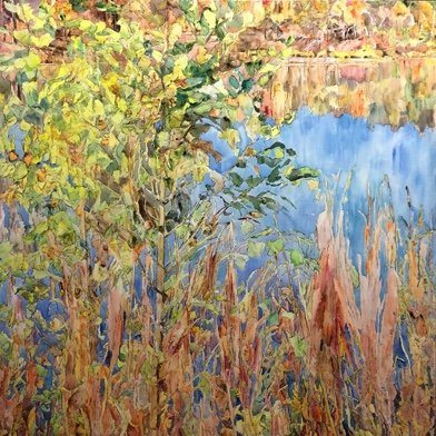 "Dorothy Knowles, ""York Pond,"" 1994"