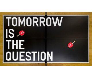 """Rirkrit Tiravanija, """"Tomorrow is the Question,"""" 2019"""