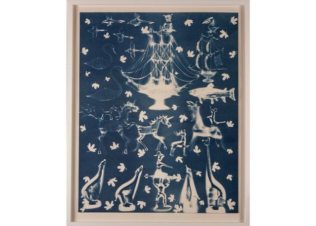 """Mireille Perron, """"Large-Scale Narrative Composition,"""" 2015"""