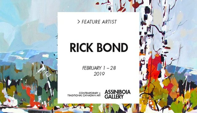 Rick Bond, 2019