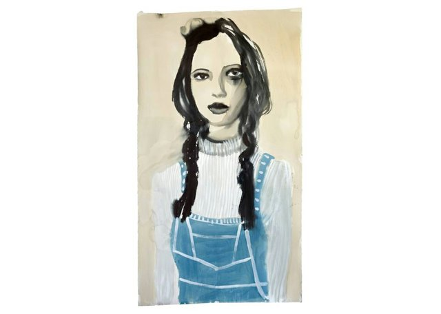 """Shelley Adler, """"Faraway,"""" 2018"""