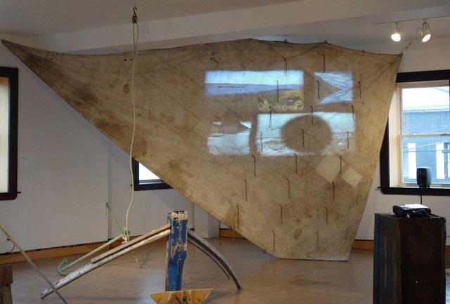 "Sydney Lancaster + Scott Smallwood, ""Macromareal (redux),"" 2019"