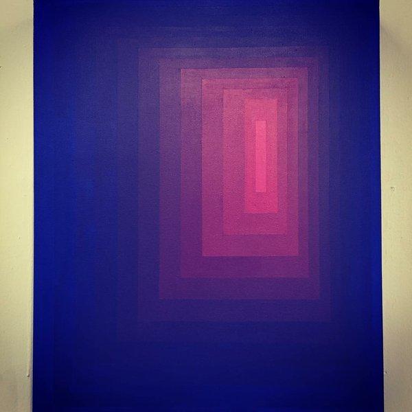 "Matt Trinh, ""Pink Rush"""