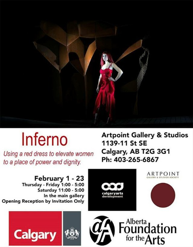 """Artpoint, """"Inferno,"""" 2019"""