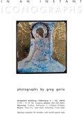"Greg Gerla, ""Iconographs,"" 2019"