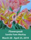 """Sandra Yuen MacKay, """"Tulips,"""" nd"""