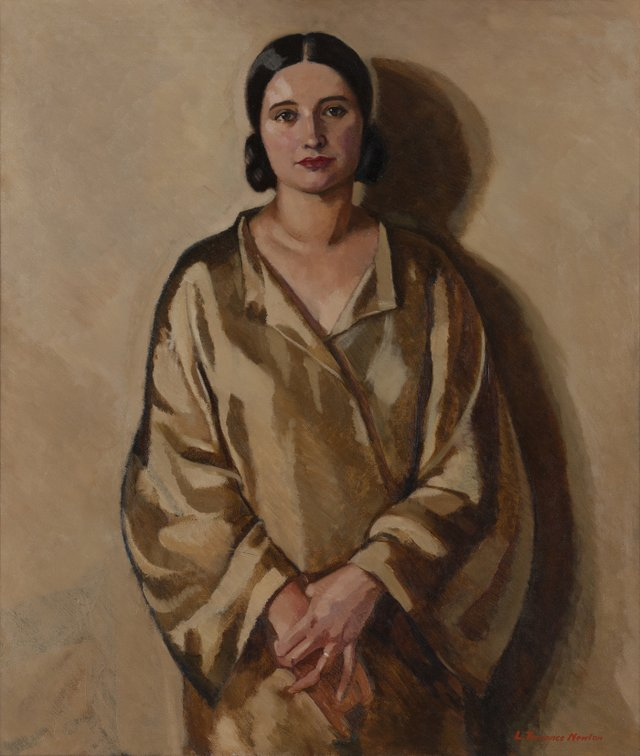 Lilias Torrance Newton, Portrait of Madame Lily Valty, n.d.