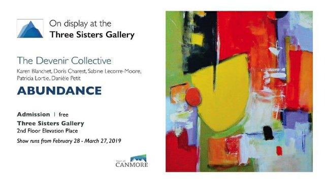 "The Devenir Collective, ""Abundance,"" 2019"